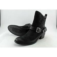 Donald J Pliner Wade Women US 9 Black Ankle Boot Pre Owned  1783