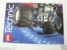 LEGO BROCHURE FLYER CATALOG TOYS TECHNIC 1994 DUTCH  16 PAGES 127