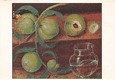 BF39008 nature mortes et peche  napeles musee nationale painting  art postcard