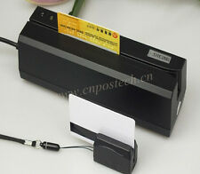 Magnetic Stripe Credit Card Reader Writer with Portable DX3 Collector Com MSR