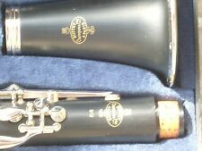 Beautiful Fully Serviced & Ready To Play Buffet Crampon B12 B Flat Clarinet