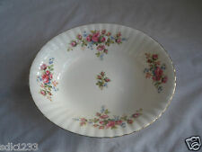 Royal Albert Moss Rose Oval Dish 1st Quality