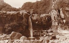 The Waterfall, Hayburn Wyke, Nr SCARBOROUGH, Yorkshire RP