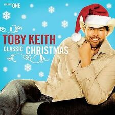 A Classic Christmas: Volume 1 Toby Keith Audio CD