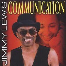 Lewis, Jimmy: Communication  Audio Cassette