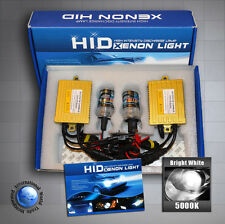HID H7 AC Canbus Ballast 55W 5000K Xenon Light Kit