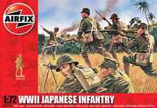 Airfix A01718 WWII Japanese Infantry Figures 1:72 Scale Kit