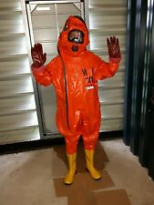 ISOTEMP produits chimiques protection costume costume protection overall Hazmat suit CSA