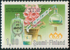 Finland 1989, 300 Years Pharmacies in Finland , MNH