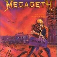 """MEGADETH """"PEACE SELLS BUT WHO´S BUYING"""" LP VINYL NEW+"""