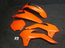 KTM SX85 2013-2017 X-FUN orange complete full plastic kit PK4009