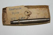 ORIGINAL DDR Schaltwelle 37646 SR4-3 SR4-4 Habicht Sperber Simsonmoped Simson