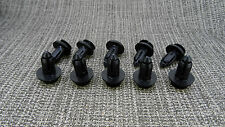 10x Audi A5 A6 PARAURTI CARROZZERIA PORTE Trim panel Clip 6-7mm