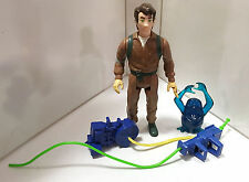 1986 PETER VENKMAN • C8-C9 • 100% COMPLETE • VINTAGE THE REAL GHOSTBUSTERS