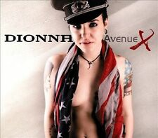 FREE US SHIP. on ANY 2 CDs! NEW CD Dionna: Avenue X