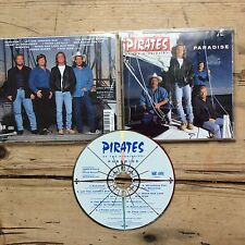 pirates of the mississippi -paradise 1995 giant records cd
