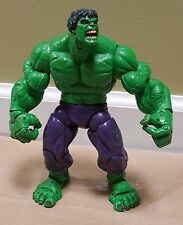 marvel legends..custom classics classic incredible hulk green purple pants loose