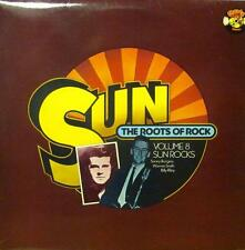 Sonny Burgess/Biily Riley/Warren Smith(Vinyl LP) Sun The Roots Of Rock -VG/Ex