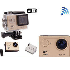 Wifi 4K Sport Action Camera Wireless For SJ4000 DV Full HD 1080P+ Part for Gopro