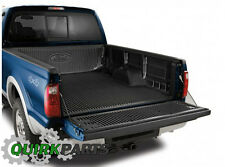 2008-2016 Ford F250 F350 Super Duty Black Truck Bed Tailgate Liner Protector OEM