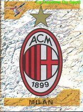 291 SCUDETTO (CLUB EMBLEM) ITALIA AC.MILAN STICKER CALCIATORI 2005 PANINI