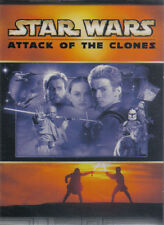 STAR WARS ATTACK OF THE CLONES FOLD OUT CARD 3 OF 5