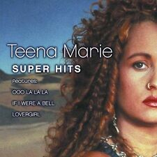 Super Hits by Teena Marie (CD, May-2002, Columbia/Legacy) Best of Greatest hits