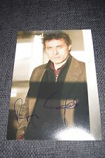 RUFUS SEWELL signed Autogramm auf 20x30 cm Bild InPerson LOOK