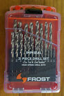 Frost by Sutton 21 Piece Imperial High Speed Steel Drill Bit Set