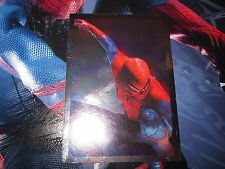PANINI MARVEL SPIDER-MAN SPIDERMAN THE AMAZING 2014 STICKER IMAGE N° 4 FOIL