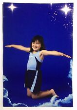 Vintage 90s PHOTO Young Girl Posing For Gymnastics Picture