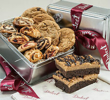 Dulcet Gift Baskets Old Fashioned Gourmet Bakery Gift Tin