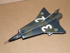1/72 Altaya Saab 35 Draken, Swedish Air Force