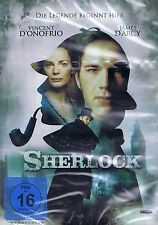 DVD - Sherlock - Die Legende beginnt hier - Vincent D'Onofrio & James D'Arcy