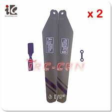 Main Blades/ Tail Blade / Buckle FY888 3D 3CH Infrared RC Helicopter Spare Parts