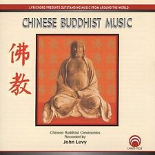 Chinese Buddhist Music by Various Artists (CD, Sep-2004, Lyrichord)