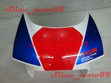 Front upper nose top Fairing For HONDA NSR250R MC21 90-93 91 PGM3 Race RD/BU/WH