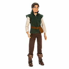 "Disney Deluxe Rapunzel's Prince Flynn Rider Doll Poseable Toy Figure 12"" Tangled"