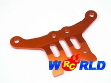 ALLOY FRONT GEARBOX LINK PLATE OR HPI TROPHY 3.5 4.6 BUGGY TRUGGY STEERING FLUX