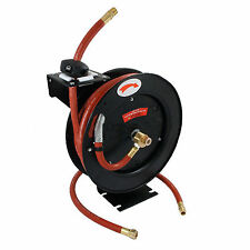 Brand New Workshop Air Hose Retractable Auto Rewind Air Tools Wall Mounted Tool