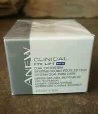 "NEW Avon ANEW Clinical Eye Lift Pro DUAL EYE SYSTEM ""FRESH FACTORY SEALED"""