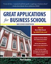 Great Applications for Business School, Second Edition Great Application for Bu