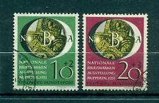 Allemagne -Germany 1951 - Michel n. 141/42 -Exposition philatélique de Wuppertal