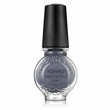 Konad Stamping Nail Art S58 Gray 11ml Special Polish DIY Made in Korea