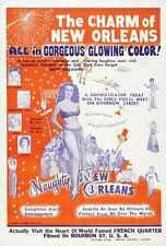 Naughty New Orleans Poster 02 A4 10x8 Photo Print
