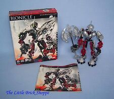 Rare Lego Bionicle 8733 Titan AXONN - Boxed and complete with instructions