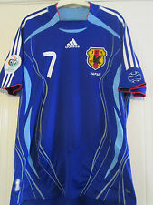 Japon 2006 nakata home WC football shirt taille M / 39759