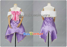 Gundam Seed Cosplay Lacus Clyne Dress H008
