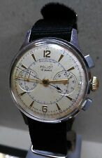 Very Rare Russian Poljot Strela Chronograph Hand Winding Watch - cal. 3017