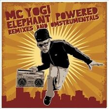 MC Yogi Elephant Powered: Omstrumentals & Remixe CD ***NEW***